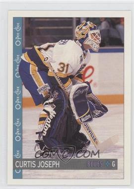 1992-93 O-Pee-Chee - [Base] #339 - Curtis Joseph