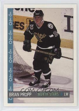 1992-93 O-Pee-Chee - [Base] #350 - Brian Propp
