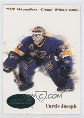 1992-93 Parkhurst - [Base] - Emerald Ice #503 - Curtis Joseph