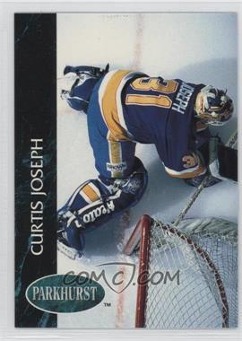 1992-93 Parkhurst - [Base] #155 - Curtis Joseph