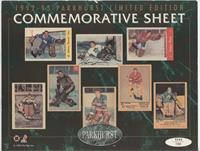 Johnny Bower, Harry Lumley, Jacques Plante, Jim Henry, Al Rollins, Gump Worsley…