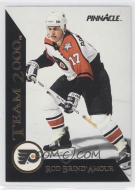 1992-93 Pinnacle - Team 2000 #18 - Rod Brind'Amour