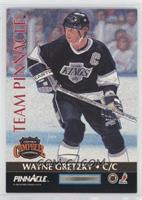 Eric Lindros, Wayne Gretzky