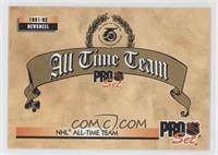 All time team Pro set