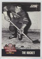 Maurice Richard (The Rocket)