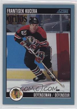 1992-93 Score Canadian - [Base] #346 - Frantisek Kucera