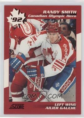 1992 93 Score Canadian