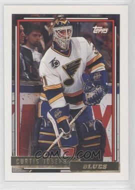 1992-93 Topps - [Base] - Gold #237 - Curtis Joseph