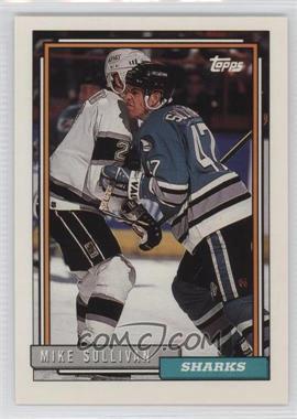 1992-93 Topps - [Base] #282 - Mike Sullivan