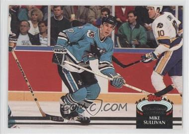 1992-93 Topps Stadium Club - [Base] #262 - Mike Sullivan