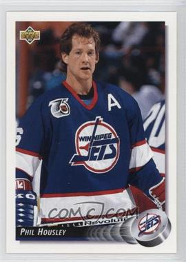 1992-93 Upper Deck - [Base] #276 - Phil Housley