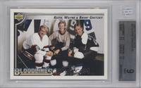 Wayne Gretzky, Keith Gretzky, Brent Gretzky [BGS9]