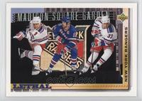 Mark Messier, Tony Amonte, Adam Graves