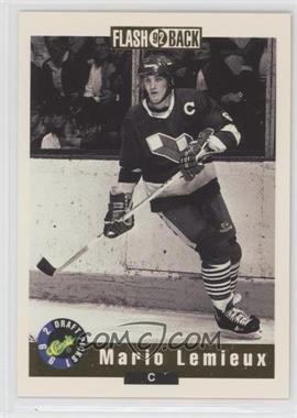 1992 Classic Draft Picks - Flashback #SP1 - Mario Lemieux /10000