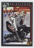 Ed Belfour (Autographed) #/1,500