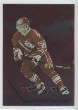 1993-94 Donruss - Canada World Junior Championship #CAN 11 - Jeff Friesen