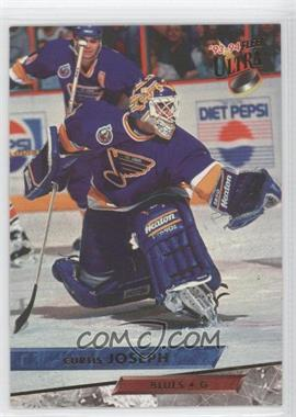 1993-94 Fleer Ultra - [Base] #172 - Curtis Joseph
