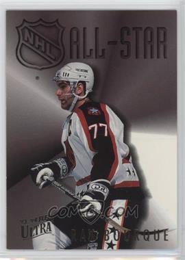 1993-94 Fleer Ultra - NHL All-Star #2 - Ray Bourque