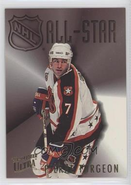 1993-94 Fleer Ultra - NHL All-Star #3 - Pierre Turgeon