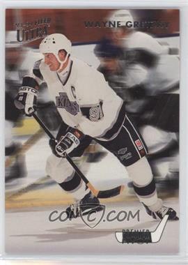 1993-94 Fleer Ultra - Premier Pivot #2 - Wayne Gretzky