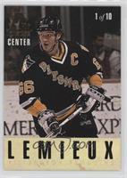 Pat LaFontaine, Mario Lemieux