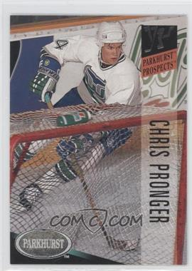 1993-94 Parkhurst - [Base] #249 - Chris Pronger