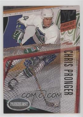 1993-94 Parkhurst - [Base] #249 - Chris Pronger