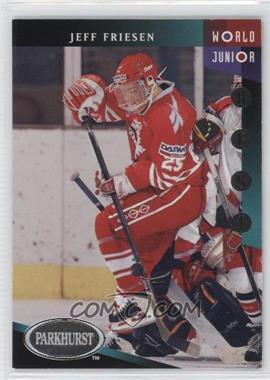 1993-94 Parkhurst - [Base] #505 - Jeff Friesen
