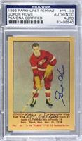 Gordie Howe [PSA/DNA Certified Encased]