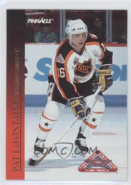 1993-94 Pinnacle - All-Stars - Canadian #11 - Pat LaFontaine