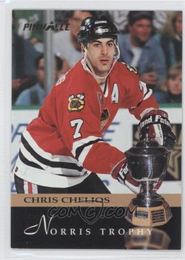 1993-94 Pinnacle - [Base] #223 - Chris Chelios