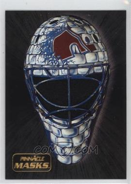 1993-94 Pinnacle - Masks #6 - Stephane Fiset