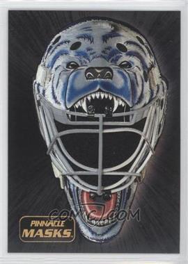 1993-94 Pinnacle - Masks #8 - Ron Hextall