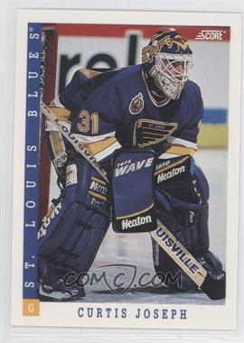 1993-94 Score - [Base] - American #116 - Curtis Joseph