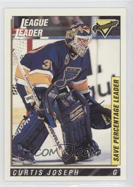 1993-94 Topps Premier - [Base] #222 - Curtis Joseph