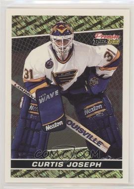 1993-94 Topps Premier - Black Gold Prizes #18 - Curtis Joseph