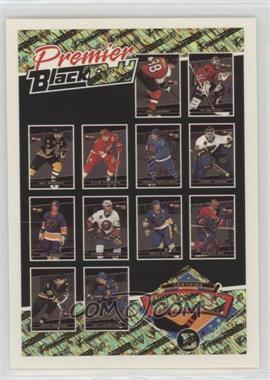 1993-94 Topps Premier - Black Gold Prizes #B - Winner B (Eric Lindros, Ed Belfour, Ray Bourque, Steve Yzerman, Andrei Kovalenko, Curtis Joseph, Phil Housley, Pierre Turgeon, Patrick Roy)
