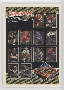 1993-94 Topps Premier - Black Gold Redemptions Expired #B - Winner B (Eric Lindros, Ed Belfour, Ray Bourque, Steve Yzerman, Andrei Kovalenko, Curtis Joseph, Phil Housley, Pierre Turgeon, Patrick Roy)
