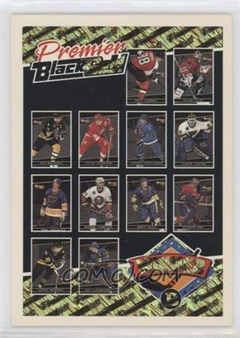 1993-94 Topps Premier - Black Gold Redemptions Expired #B - Winner B (Eric Lindros, Ed Belfour, Ray Bourque, Steve Yzerman, Andrei Kovalenko, Curtis Joseph, Phil Housley, Pierre Turgeon, Patrick Roy)