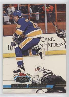 1993-94 Topps Stadium Club - [Base] #389 - Brendan Shanahan