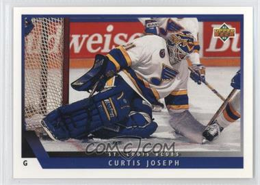1993-94 Upper Deck - [Base] #157 - Curtis Joseph