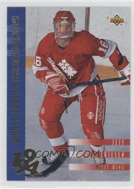 1993-94 Upper Deck - [Base] #532 - Jeff Friesen