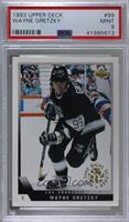 Wayne Gretzky (Gold All-Time Goal Scorer Stamp) [PSA 9 MINT]