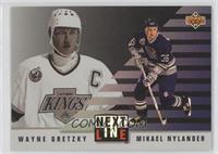 Wayne Gretzky, Michael Nylander