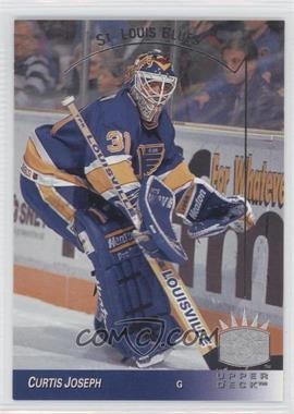 1993-94 Upper Deck - SP Insert #139 - Curtis Joseph