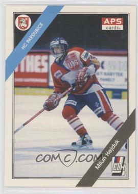 1994-95 APS Cards ELH Czech Extraliga - [Base] #34 - Milan Hejduk