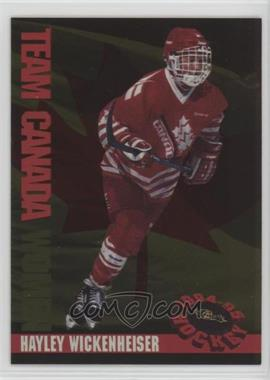 1994-95 Classic - Women of Hockey #W13 - Hayley Wickenheiser