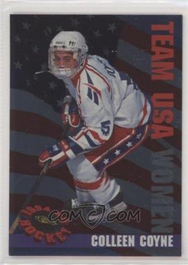 1994-95 Classic - Women of Hockey #W26 - Colleen Coyne