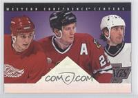 Sergei Fedorov, Jeremy Roenick, Wayne Gretzky