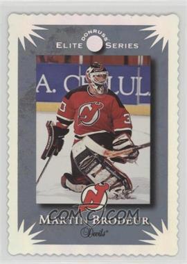 1994-95 Donruss - Elite Series #2 - Martin Brodeur /10000